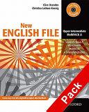 New english file. Upper-intermediate. Part A. Multipack. Student's book-Workbook. With key. Per le Scuole superiori. Con Multi-ROM