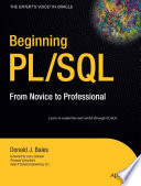 Best Beginning PL/SQL