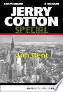 Jerry Cotton - Sammelband 4