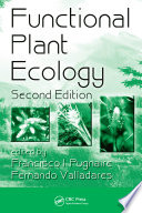 Functional Plant Ecology Second Edition book