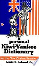 A Personal Kiwi Yankee Dictionary