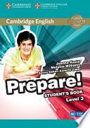 Cambridge English Prepare  Level 3 Student s Book