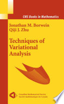 Techniques of Variational Analysis