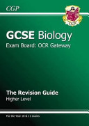 GCSE Biology OCR Gateway Revision Guide