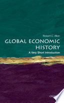 Global Economic History  A Very Short Introduction