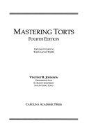 Mastering Torts