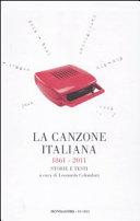 La canzone italiana  1861 2011