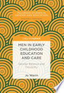Men in Early Childhood Education and Care