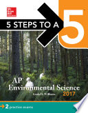 5 Steps to a 5  AP Environmental Science 2017