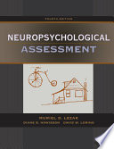 Neuropsychological Assessment book