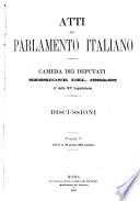 Atti parlamentari
