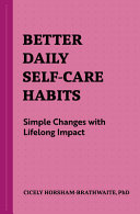 Better Daily Self Care Habits