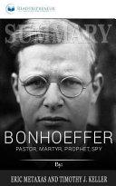 Summary   Bonhoeffer