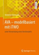 AVA – modellbasiert mit iTWO