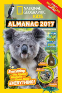National Geographic Kids Almanac 2017  I
