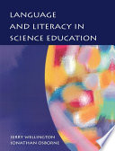 Language and Literacy in Science Educationaa