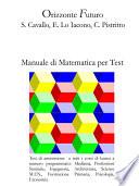 Manuale di Matematica per Test