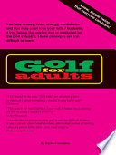 Golf for Adults