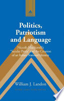 Politics, Patriotism, and Language