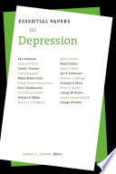 Essential Papers on Depression