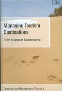 Managing Tourism Destinations