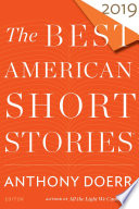 Book The Best American Short Stories 2019