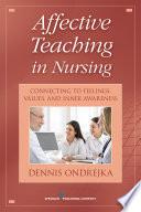 Affective Teaching in Nursing