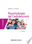 Psychologie de l adolescent   5e   d