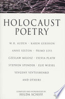 Holocaust Poetry