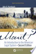 Whose Monet