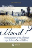 Whose Monet?