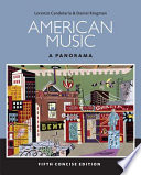 American Music A Panorama Concise