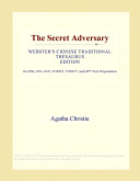 The Secret Adversary  Webster s Chinese Traditional Thesaurus Edition