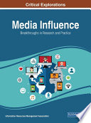 Media Influence: Breakthroughs in Research and Practice