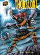 Thor & Loki Book