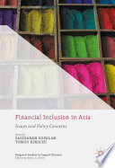 Financial Inclusion in Asia