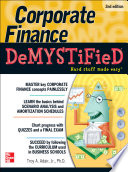 Corporate Finance Demystified 2 E
