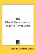 The King s Henchman