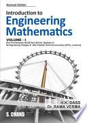 Introduction to Engineering.Mathematics Vol-1(GBTU)