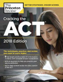 Cracking the ACT with 6 Practice Tests  2018 Edition