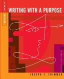 The New Writing With A Purpose Brief Edition With 2009 Mla Update Card