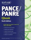 PANCE PANRE Qbook