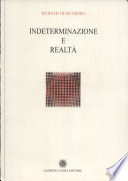 Indeterminazione e realt
