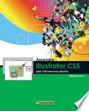 Aprendre Illustrator CS5 amb 100 exercicis pr  ctics