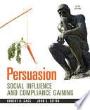 Ebook Persuasion Epub Robert H Gass,John S Seiter Apps Read Mobile