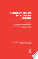 Current Issues in Women s History