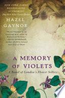 Ebook A Memory of Violets Epub Hazel Gaynor Apps Read Mobile