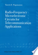 radio-frequency-microelectronic-circuits-for-telecommunication-applications