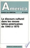 América, n° 9-10