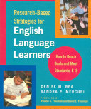 Research based Strategies for English Language Learners